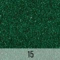 Kruszywa dolomitowe barwione gleboko zielone