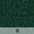 Kruszywa dolomitowe barwione mocno zielone