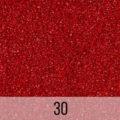 Kruszywa dolomitowe barwione mocno czerwone