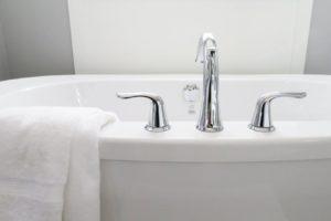 posadzki polimerowe, jaka podłoga do łazienki, posadzki do łazienki
