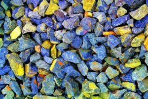 piasek kwarcowy barwiony, piasek kwarcowy kolorowy