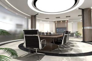 Podłoga z żywicy w biurze, czyli gwarancja komfortu, ekonomii i doskonałego wyglądu wnętrza