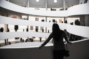 podłoga żywiczna w muzeach i galeriach
